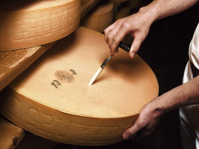 La gruyère, l'autre pays du fromage
