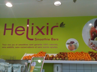 [Decouverte] Le smoothie, nouvel « Helixir » alsacien de jouvance ?
