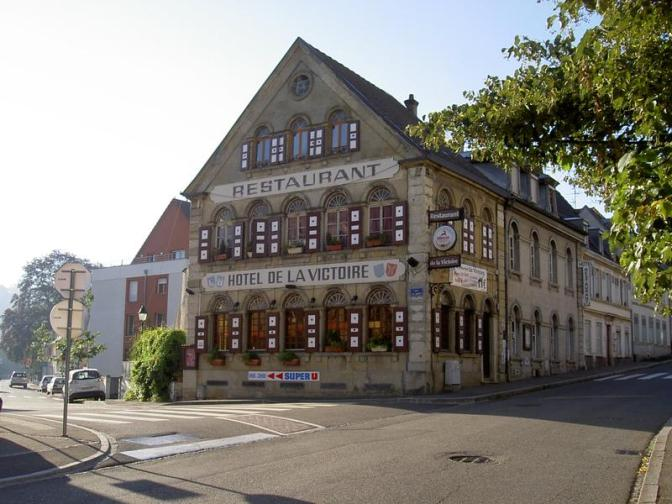 Restaurant La victoire – Altkirch – Haut Rhin