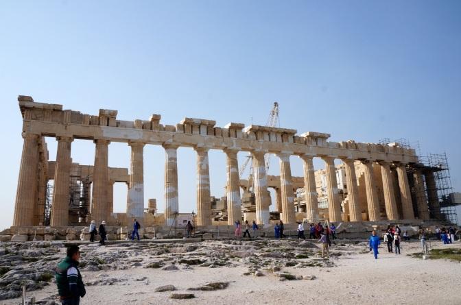 Visiter Athenes en 2014 : Stop ou encore ?