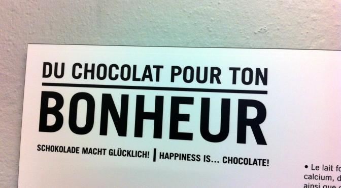 Avis Express / Maison Cailler Chocolaterie à Broc (Suisse) : Pour les fans de Chocolat !